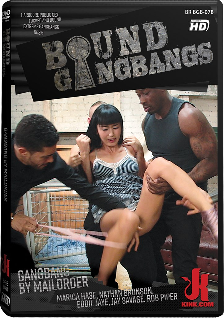 DVD - Gangbang by Mailorder