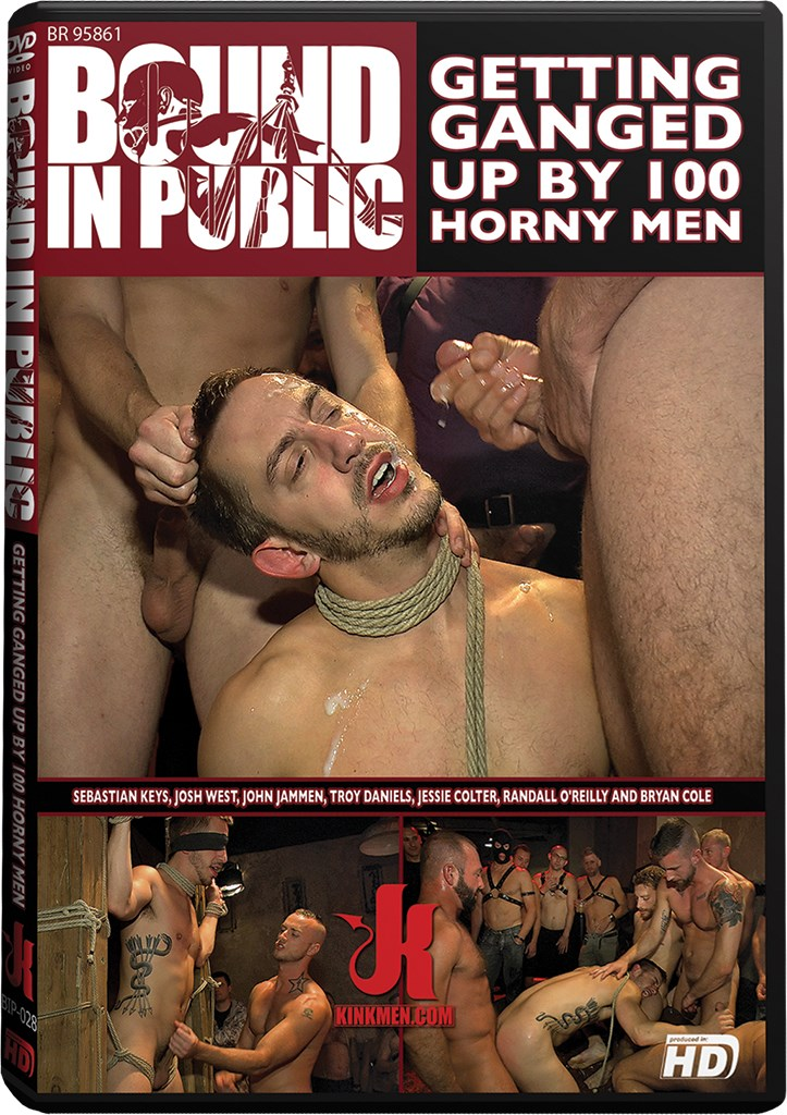 DVD - Getting Ganged Up by 100 Horny Men