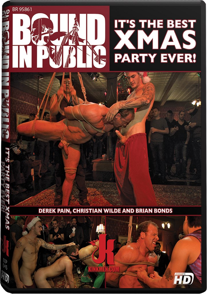 DVD - It's the Best Xmas Party Ever!