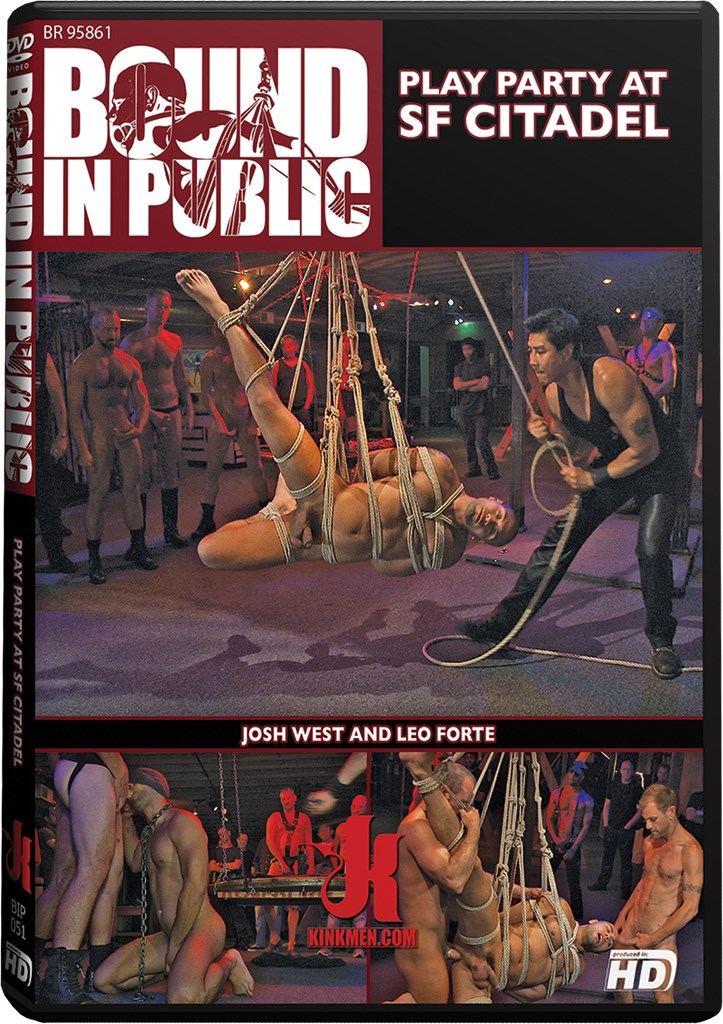 DVD - Play Party at SF Citadel