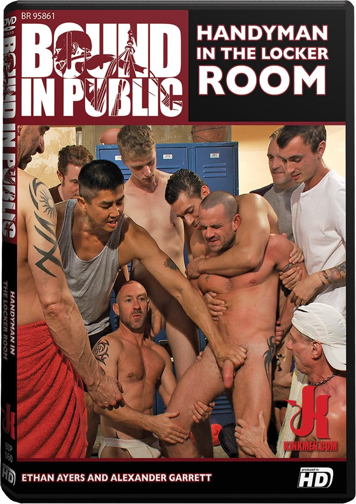 DVD - Handyman in The Locker Room