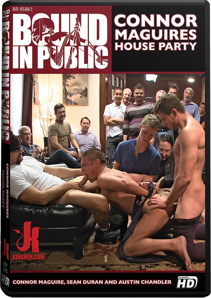 DVD - Connor Maguires House Party