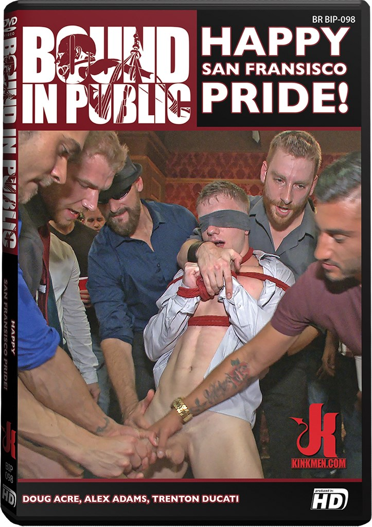 DVD - Happy San Francisco Pride!