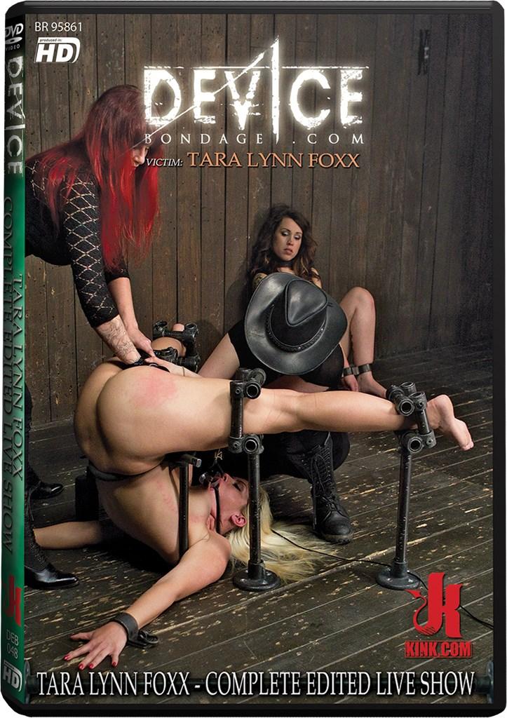 DVD - Tara Lynn Foxx - Complete Edited Live Show