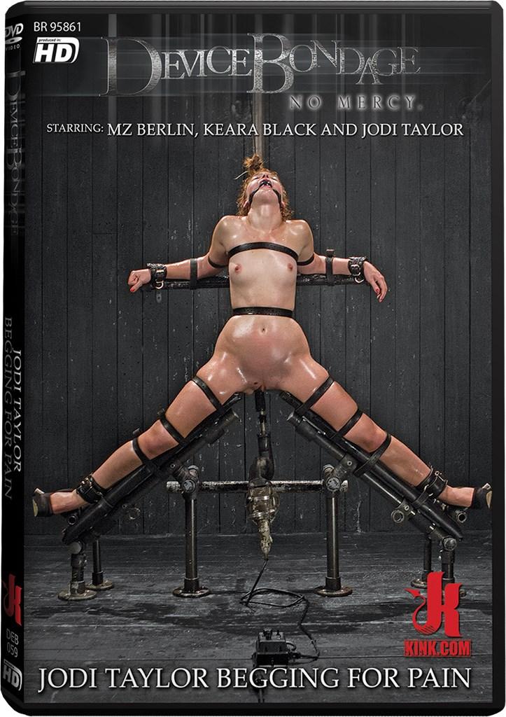 DVD - Jodi Taylor Begging for Pain