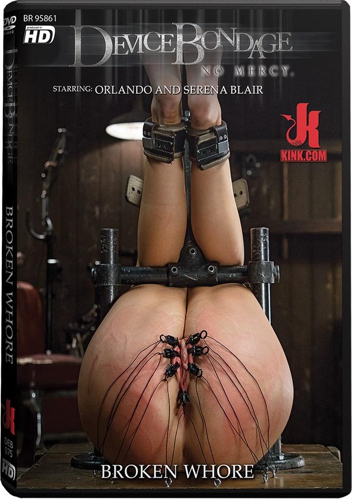 DVD - Broken Whore