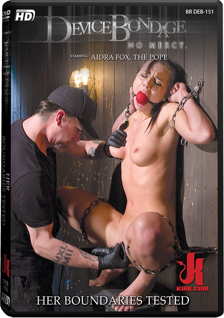 DVD - Her Boundaries Tested