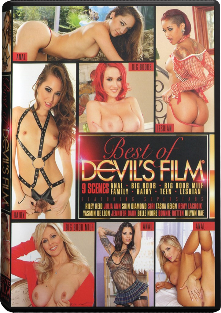 DVD - Best of Devil's Film