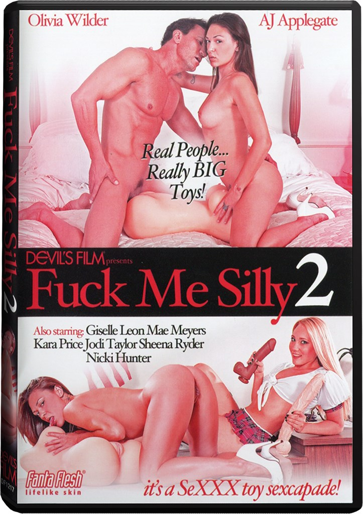 DVD - Fuck Me Silly 2