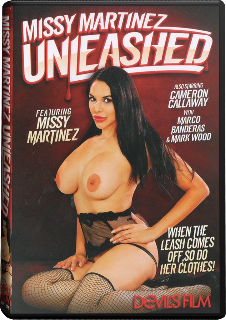 DVD - Missy Martinez Unleashed