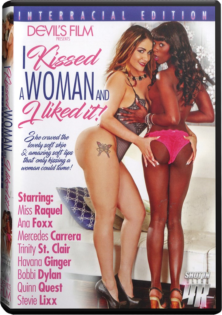 DVD - I Kissed A Woman And I Liked It!