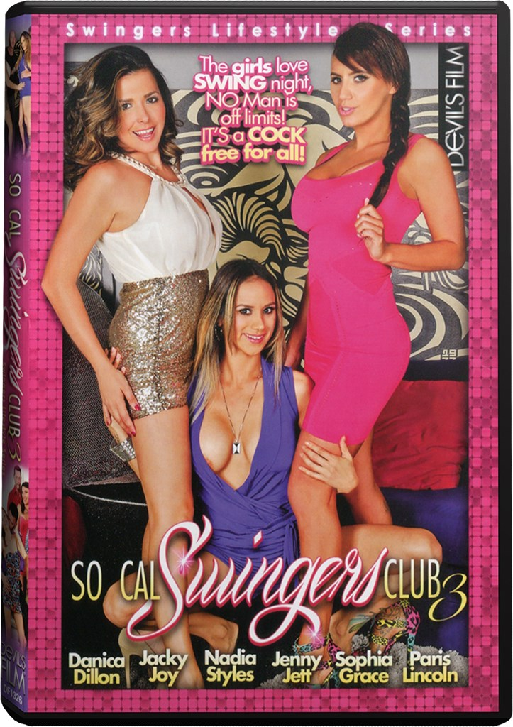 DVD - So Cal Swingers Club 3