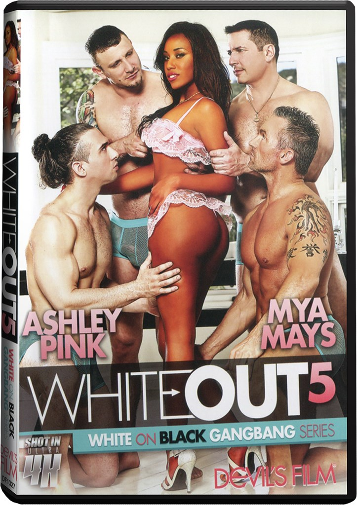 DVD - White Out 5
