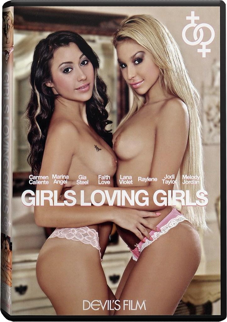 DVD - Girls Loving Girls