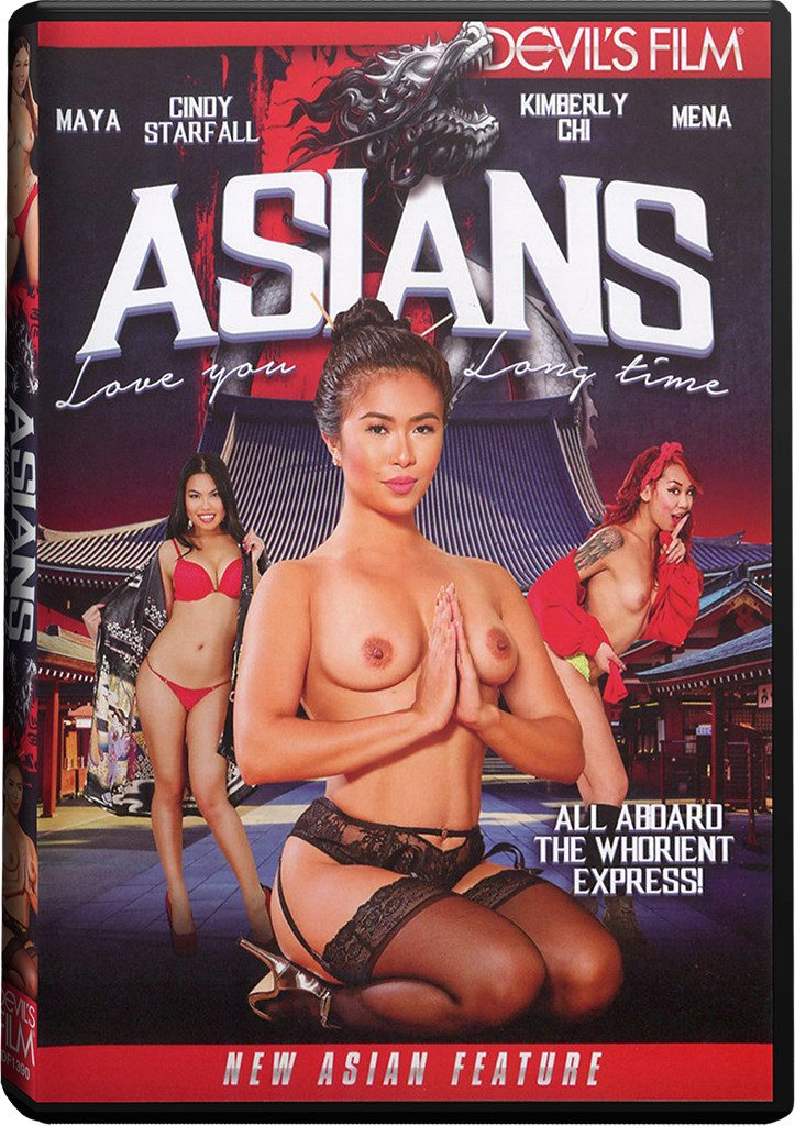 DVD - Asians Love You Long Time