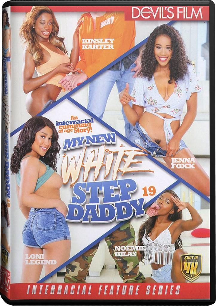 DVD - My New White Stepdaddy 19