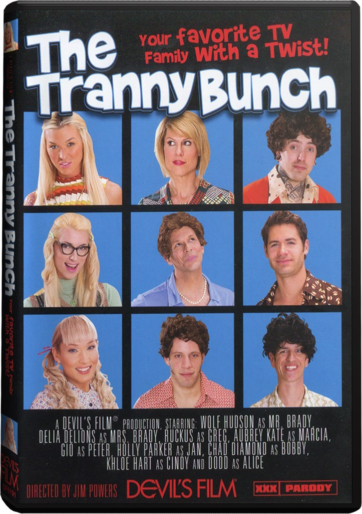 DVD - The Tranny Bunch