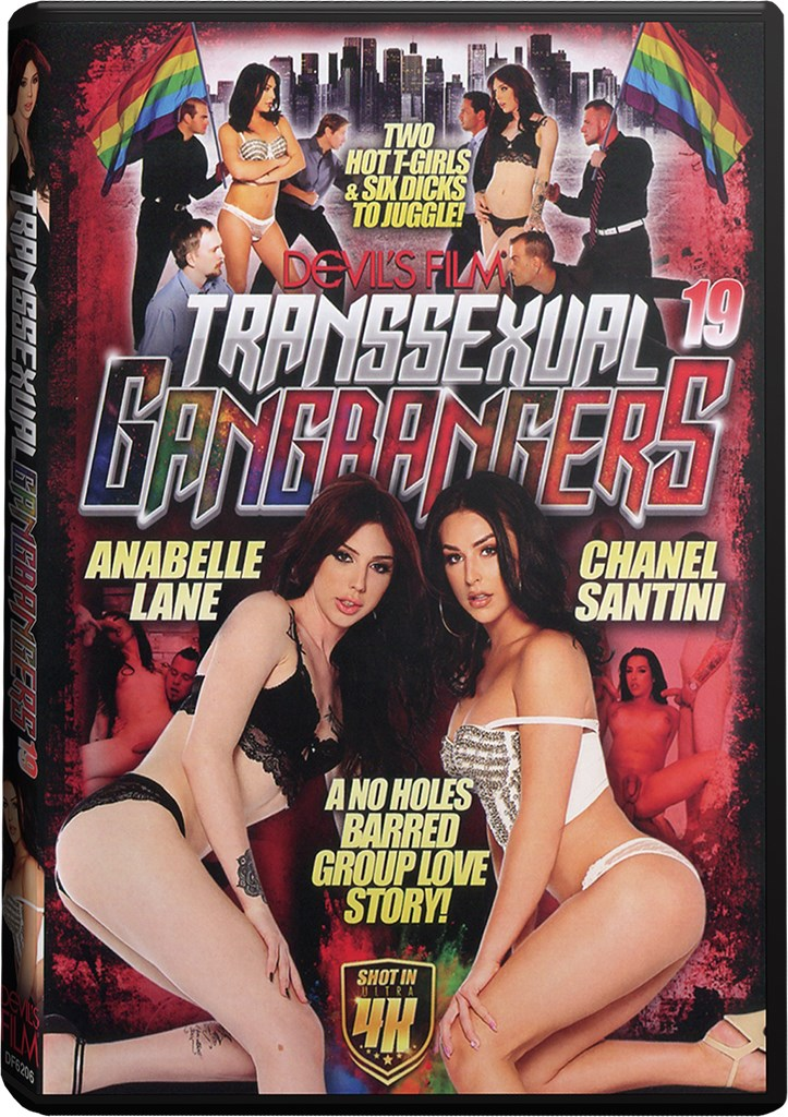 DVD - Transsexual Gangbangers 19