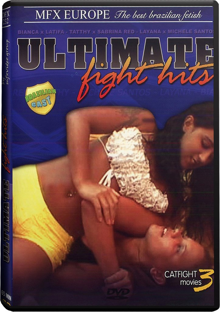 DVD - Ultimate Fight Hits