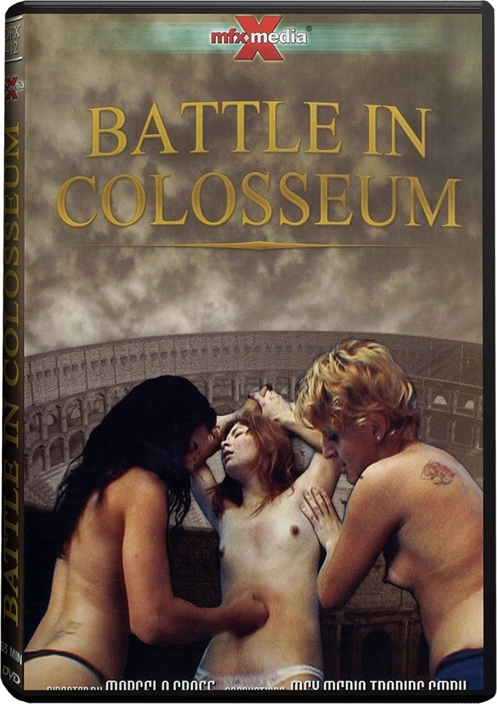 DVD - Battle in Collosseum