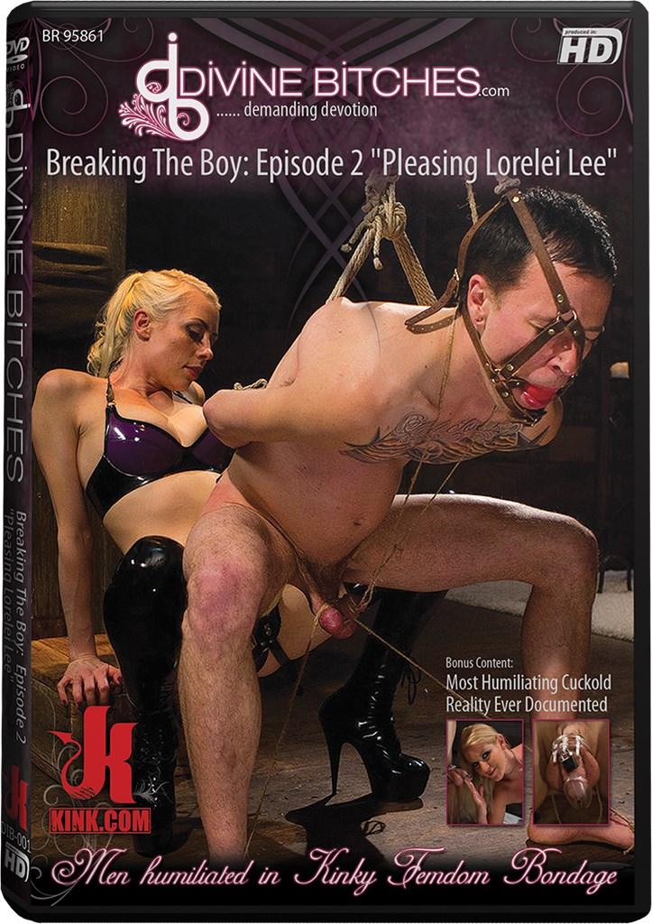 DVD - Breaking the Boy: Episode 2 -Pleasing Lorelei Lee-