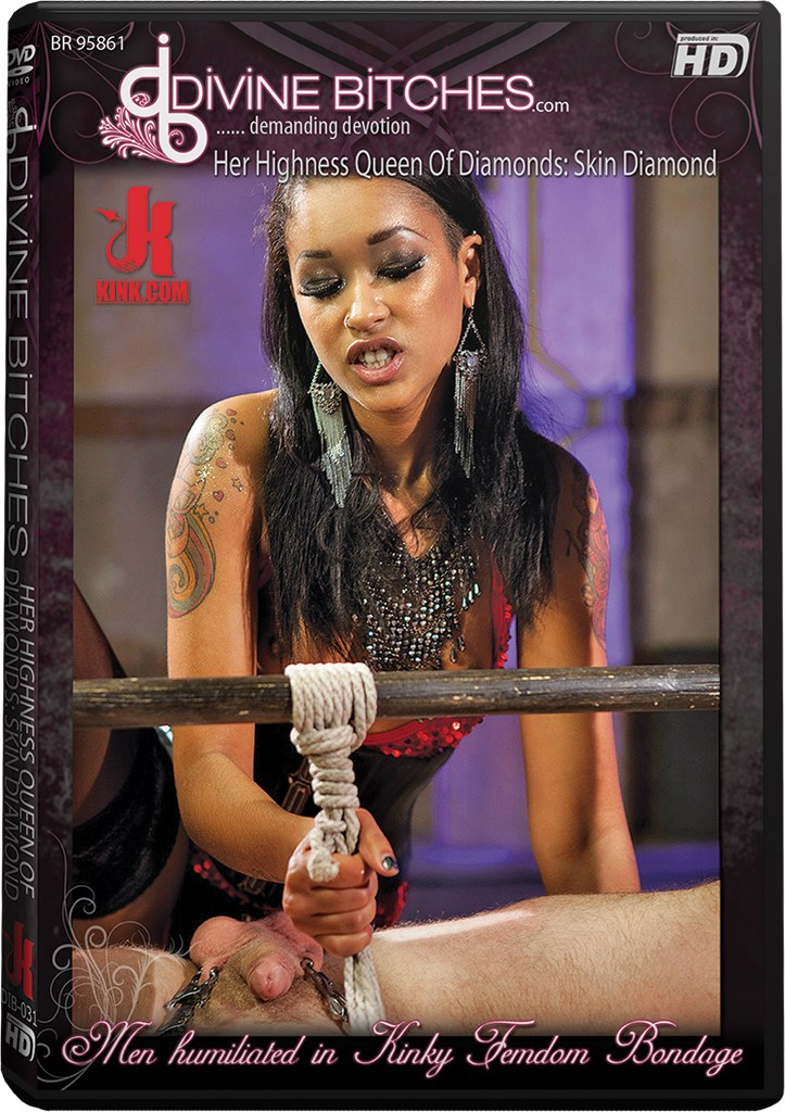 DVD - Her Highness Queen Of Diamonds: Skin Diamond