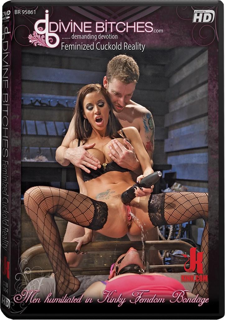 DVD - Feminized Cuckold Reality