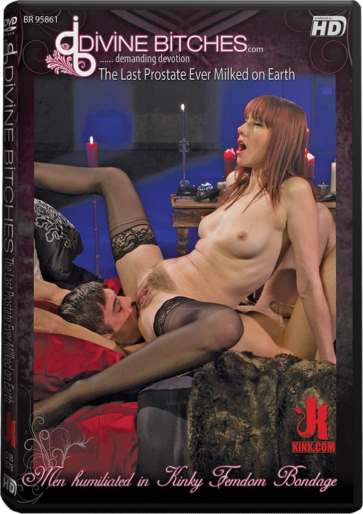 DVD - The Last Prostate Ever Milked on Earth