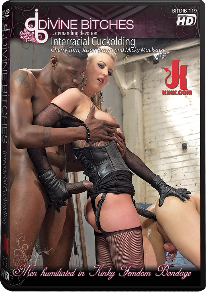 DVD - Interracial Cuckolding