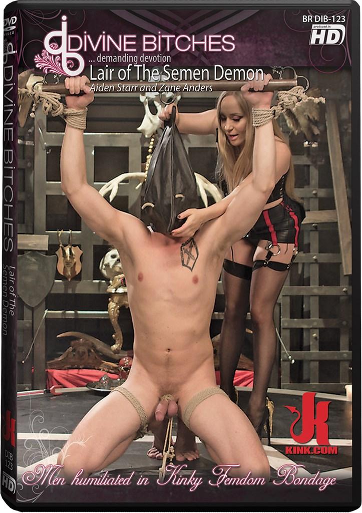 DVD - Lair of The Semen Demon