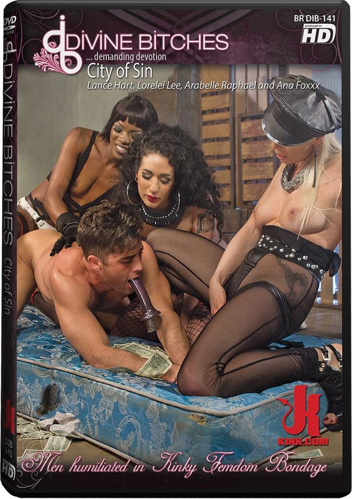 DVD - City of Sin