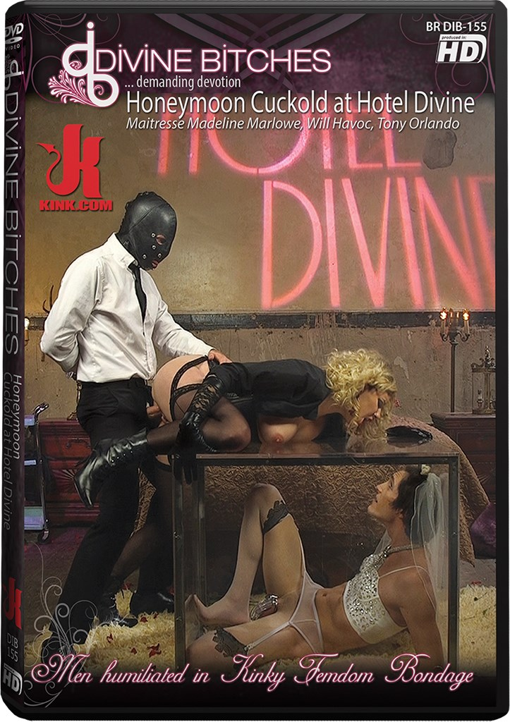 DVD - Honeymoon Cuckold at Hotel Divine