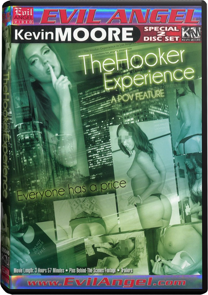 DVD - The Hooker Experience