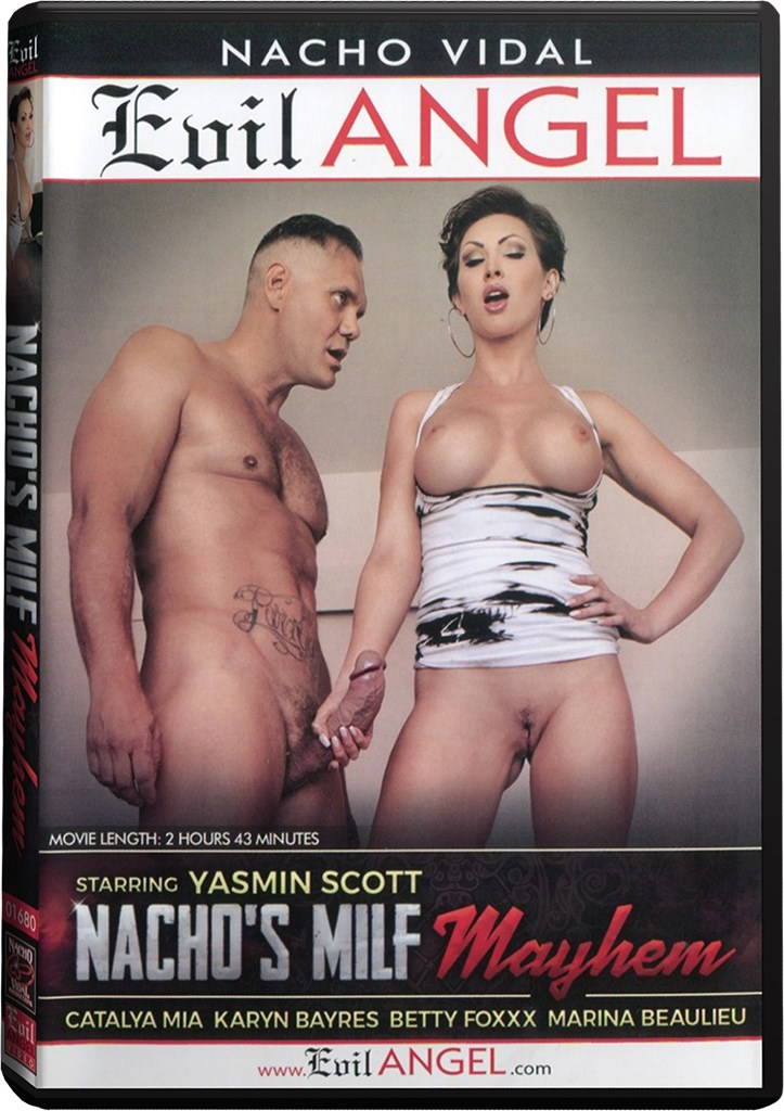 DVD - Nacho's MILF Mayhem
