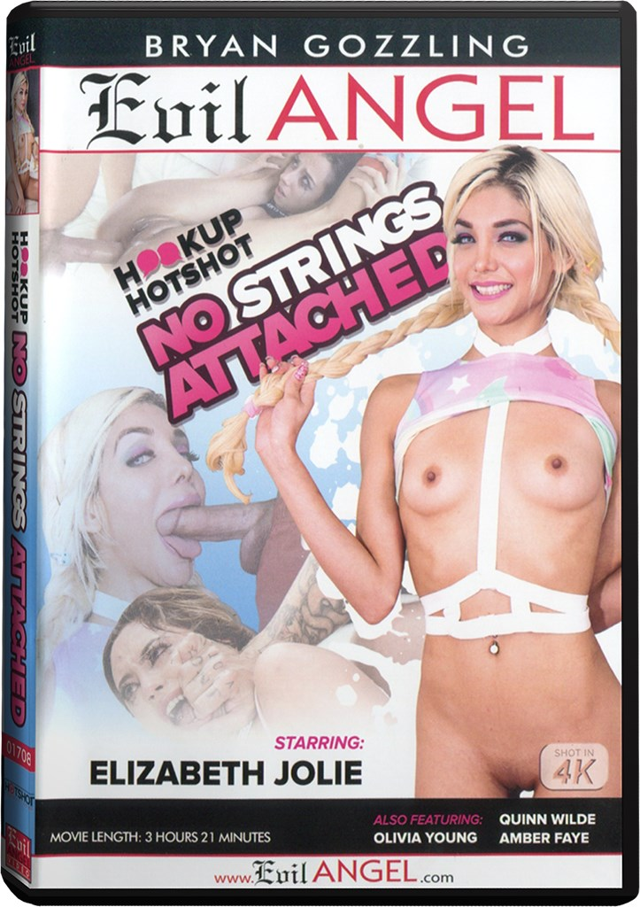 DVD - Hookup Hotshot - No Strings Attached
