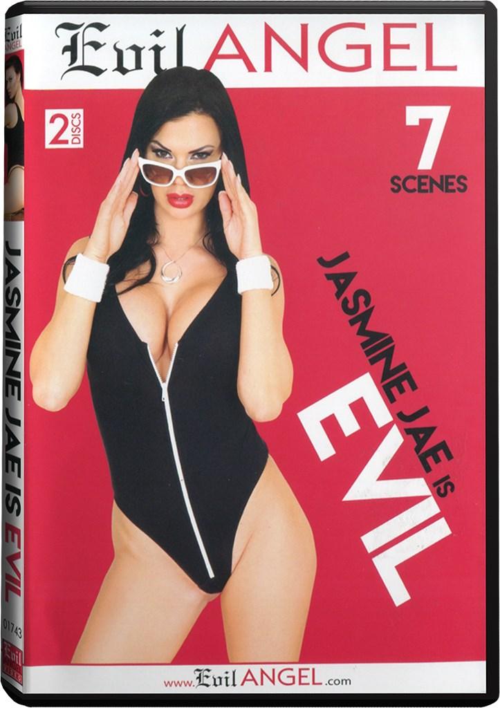 DVD - Jasmine Jae Is Evil