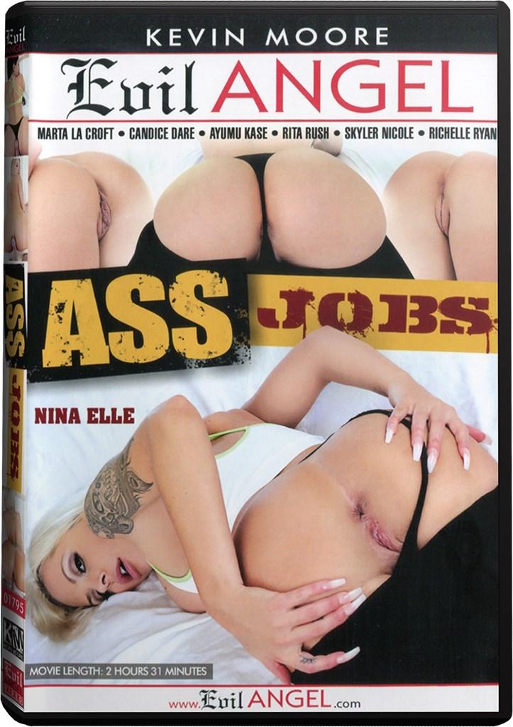 DVD - Ass Jobs