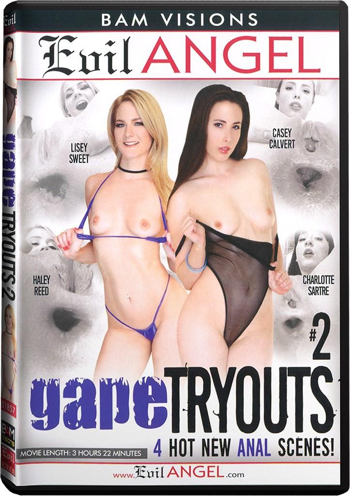 DVD - Gape Tryouts 2