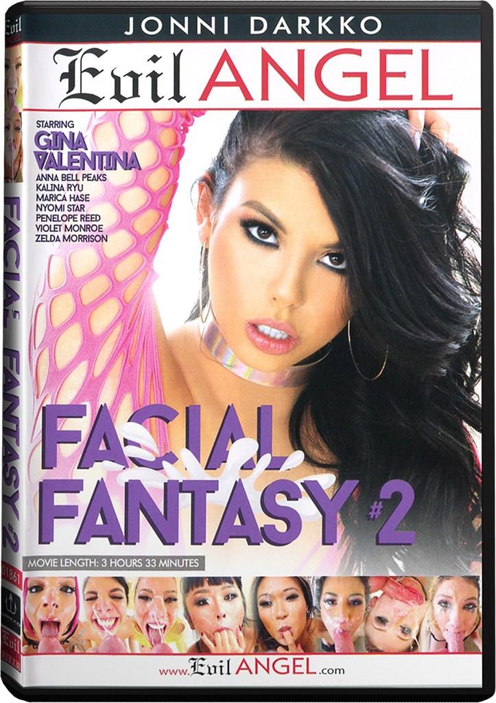 DVD - Facial Fantasy 2