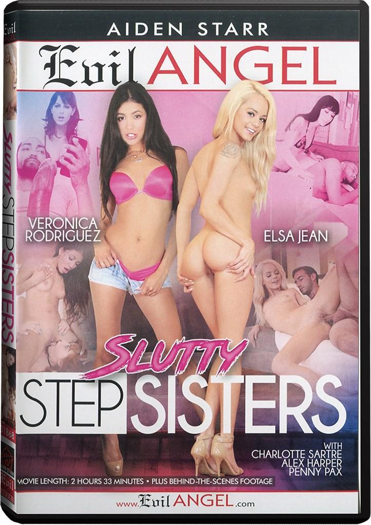 DVD - Slutty Stepsisters