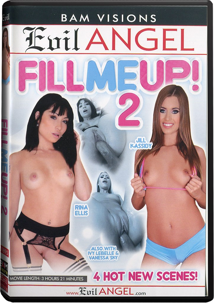 DVD - Fill Me Up! 2