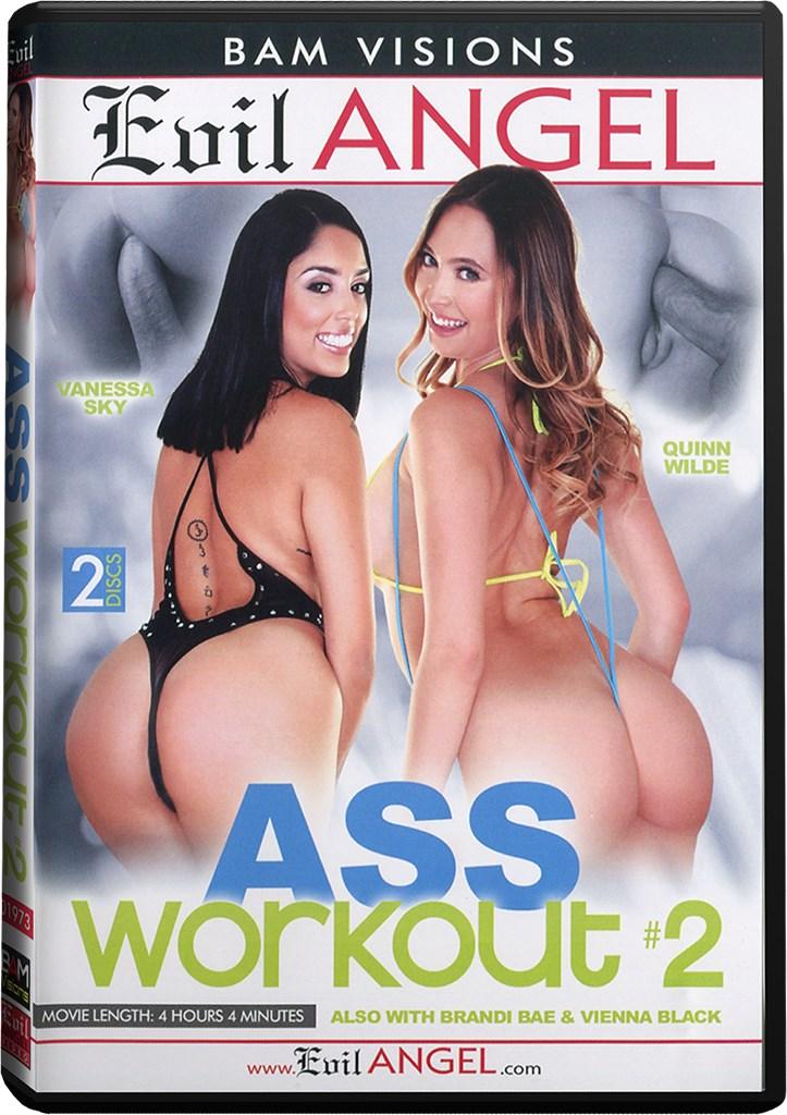 DVD - Ass Workout 2