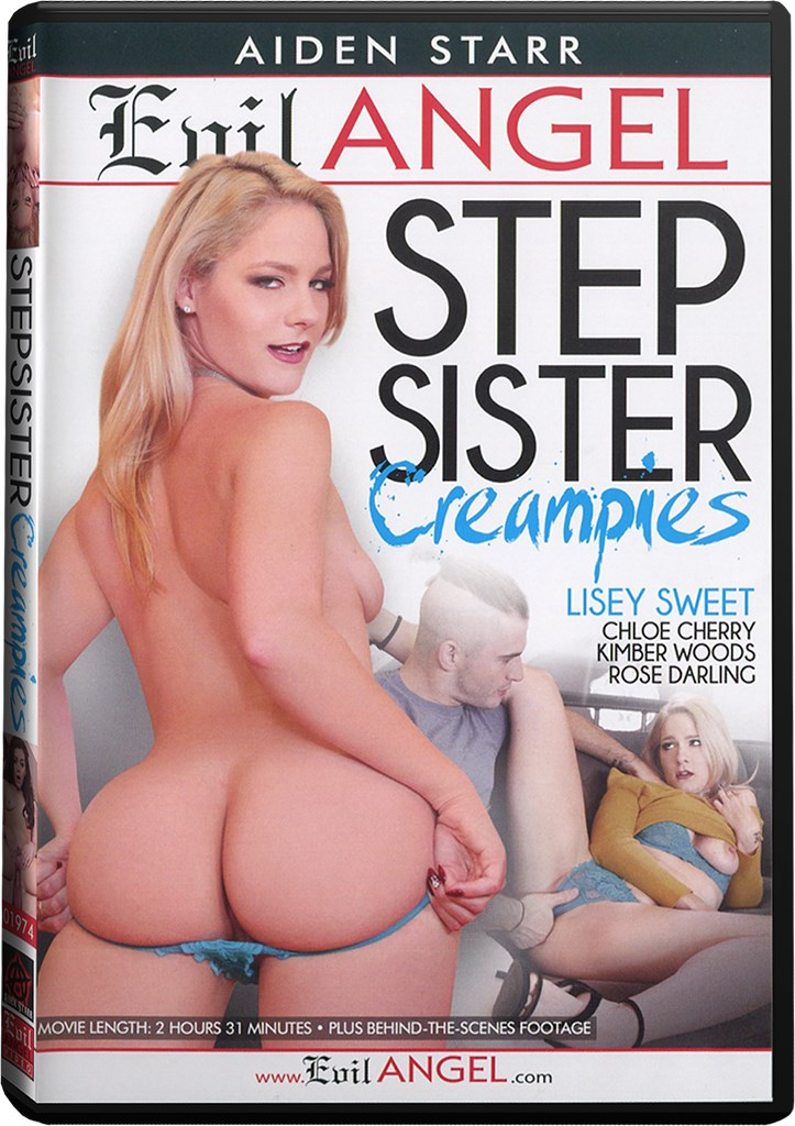 DVD - Step Sister Creampies