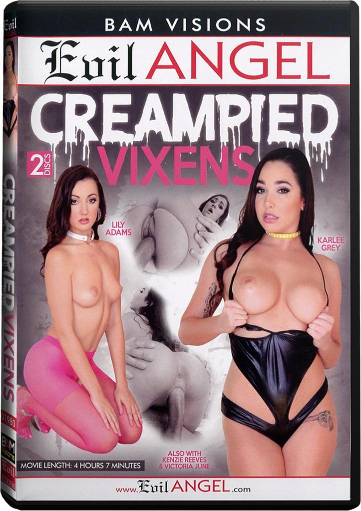 DVD - Creampied Vixens