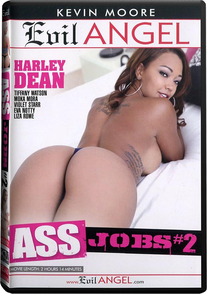 DVD - Ass Jobs 2