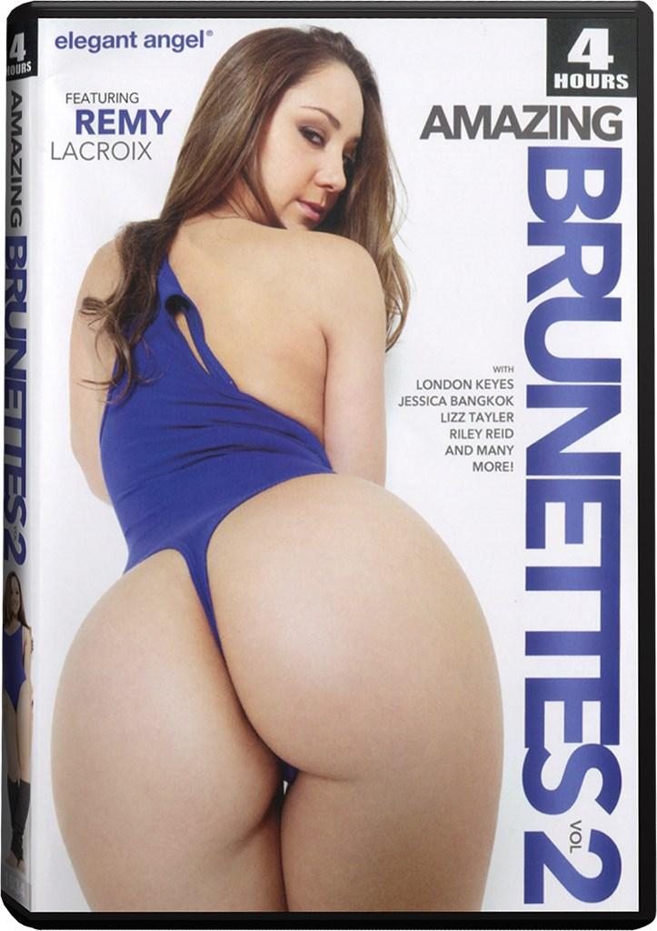 DVD - Amazing Brunettes vol. 2