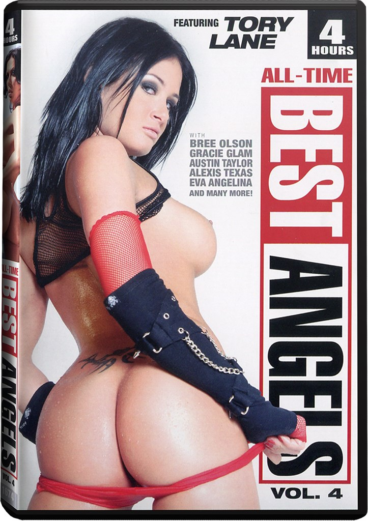 DVD - All-Time Best Angels vol. 4