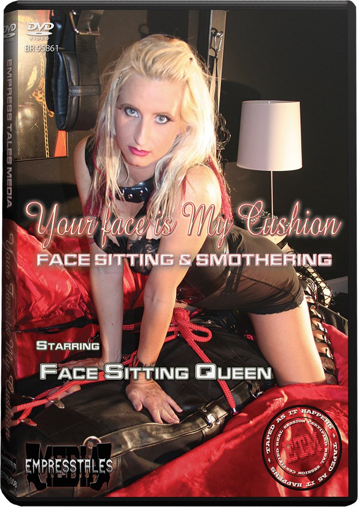 DVD - Your Face is my Cushion