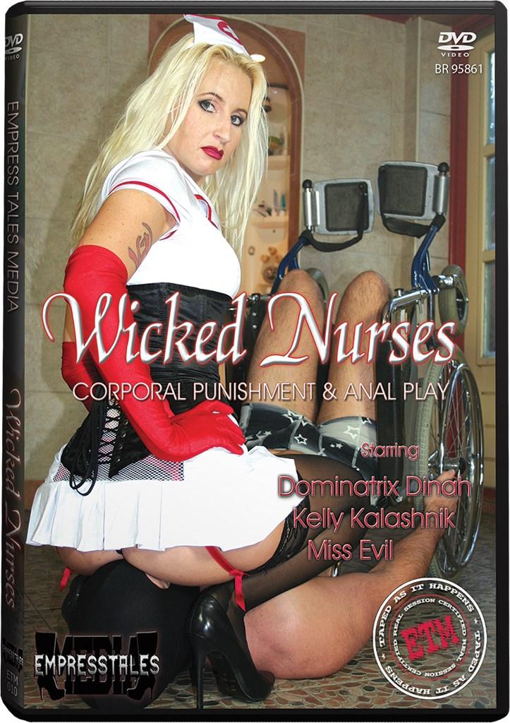 DVD - Wicked Nurses