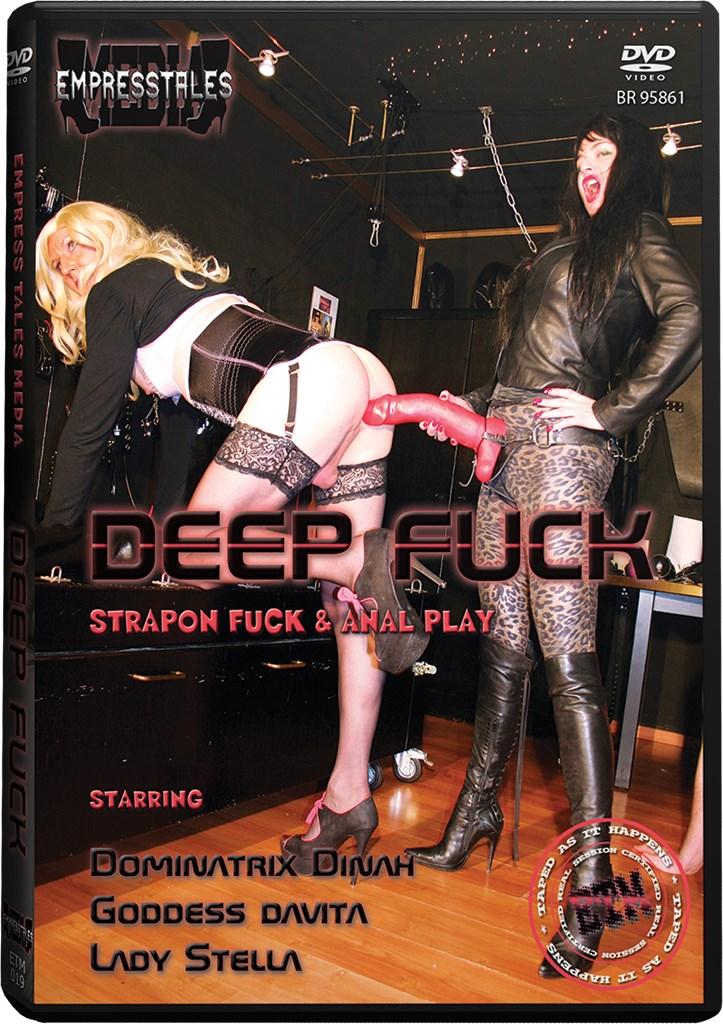 DVD - Deep Fuck